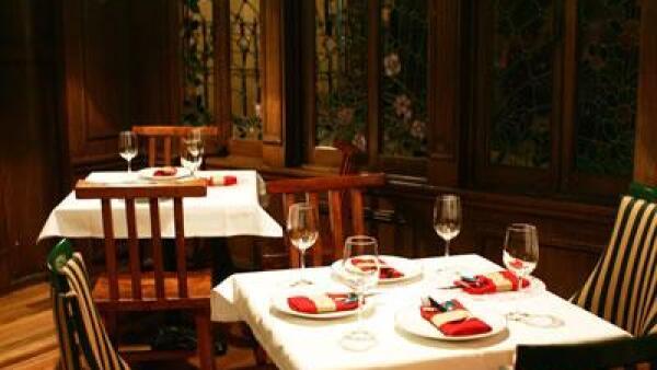 Decoración del Restaurante