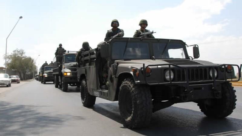 México-Ejército