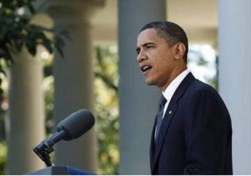 Barack Obama fue distinguido por el Comité de los premios Nobel por su contribución a alentar la paz. (Foto: Reuters)