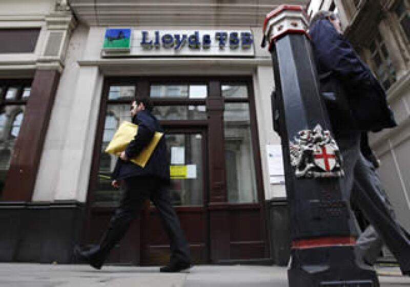 La Unión Europea investiga a la división de Lloyds. (Foto: AP)
