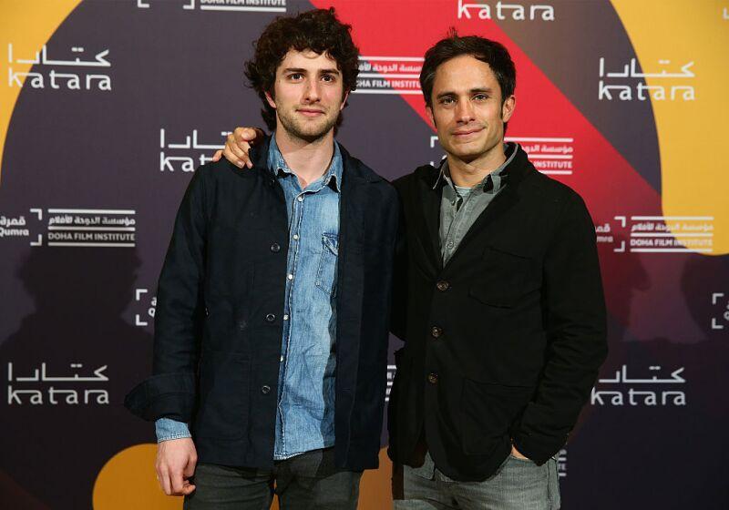 Darío Yazbek y Gael García