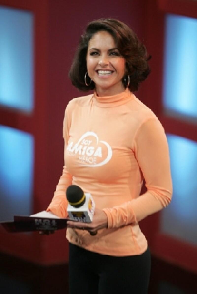 La actriz y cantante será la protagonista de la telenovela La Dueña de tu Amor, el remake del melodrama protagonizado por Angélica Rivera en 1995.