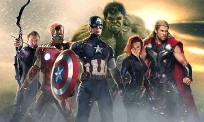La nueva película de Los Vengadores registra ingresos hasta el momento de más de 200 mdd. (Foto: Marvel.com )