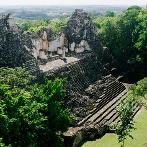 mayas becan campeche