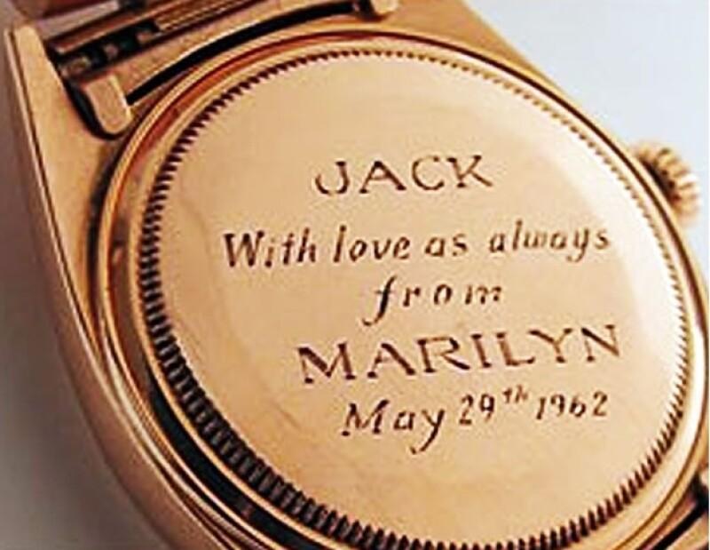 Meses después Marilyn fue encontrada muerta.