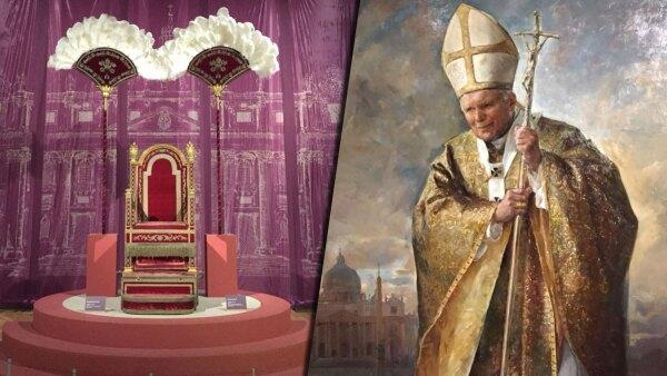 La exposición del Vaticano