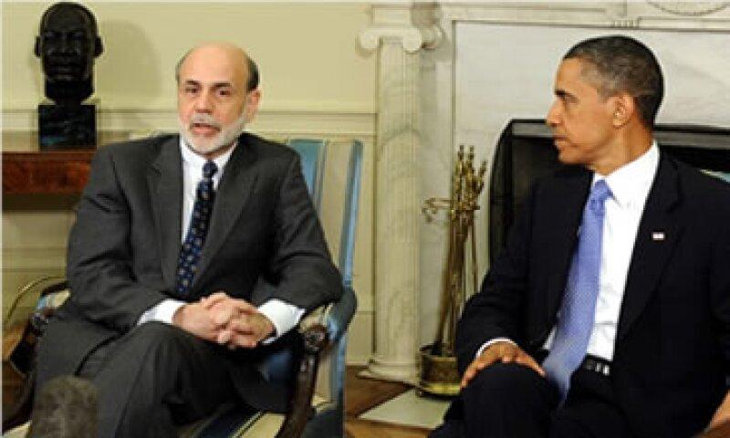 El jefe de la Fed ha evadido preguntas sobre si quiere o no permanecer en su puesto.  (Foto: Cortesía CNNMoney.com)
