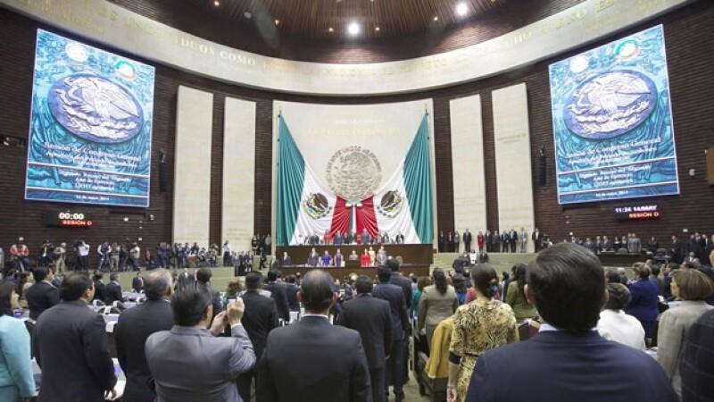 Los diputados arrancaron este miércoles el período extraordinario de sesiones para debatir la reforma político-electoral