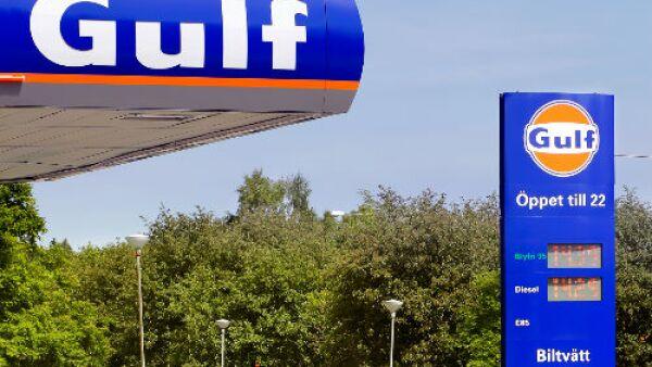gasolinera Gulf