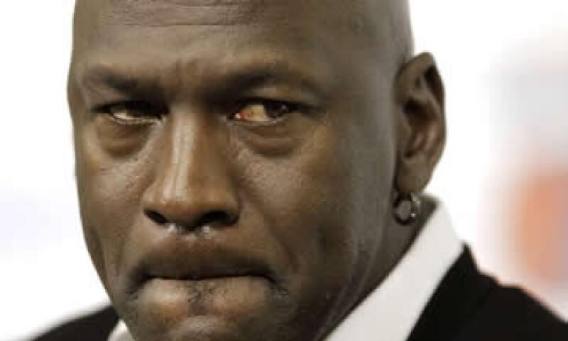 Michael  Jordan es conocido como Qiaodan en China. (Foto: AP)