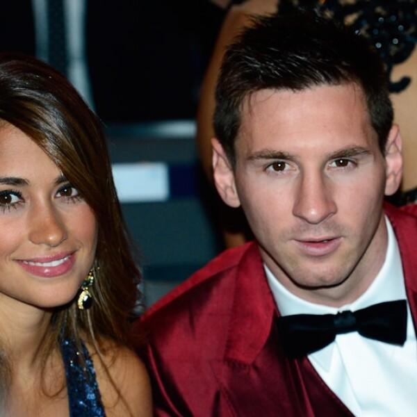Balón de Oro Messi-Roccuozzo