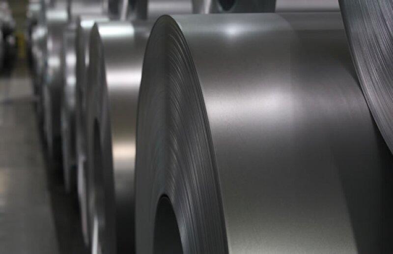 6. 30% de la producci�n de la planta de Calvert es para la industria automotriz