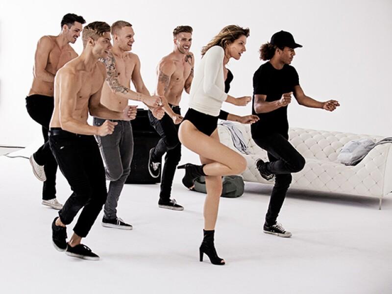 Marty Kudelka se encargó de la coreografía.