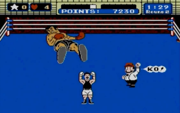 Punch Out! Featuring Mr. Dream