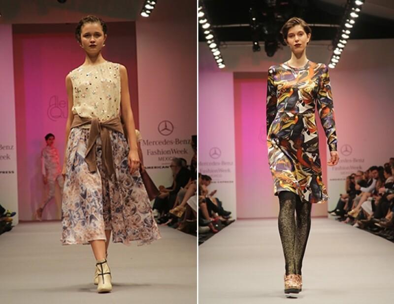 Concluye una edición más de la semana de la moda con un contraste entre diseños últra femeninos de Pink Magnolia y Alejandra Quesada y propuestas innovadoras como Trista y Malafacha.