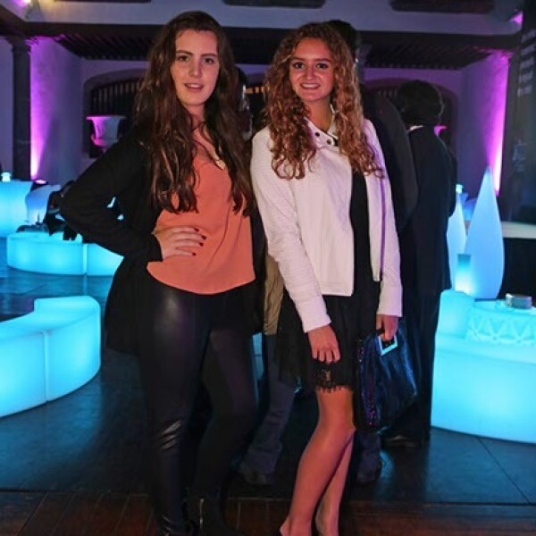 Ana Citeri y Valeria Ezquerro