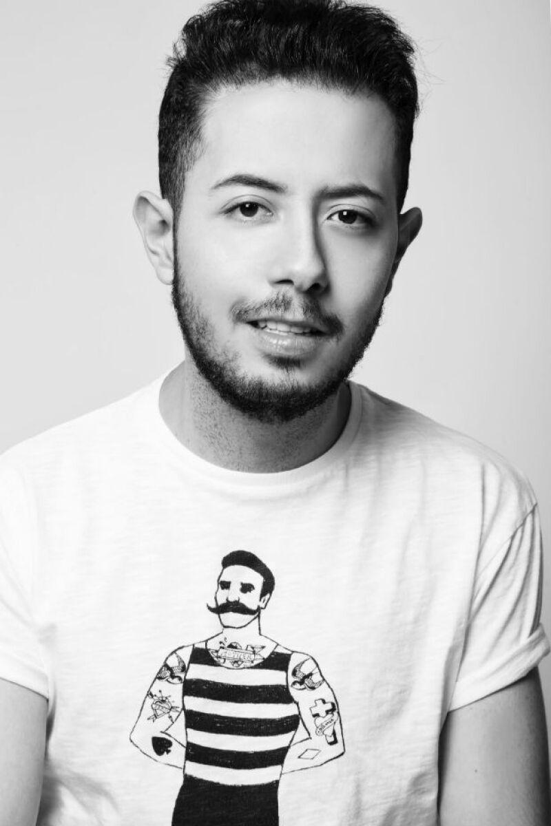 Raúl Ávila está feliz de poder expander su carrera a la pantalla grande.