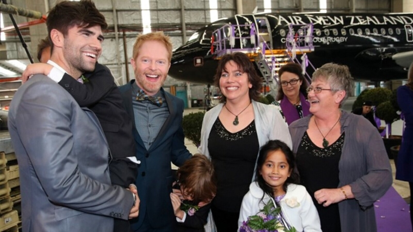 bodas homosexuales en un vuelo