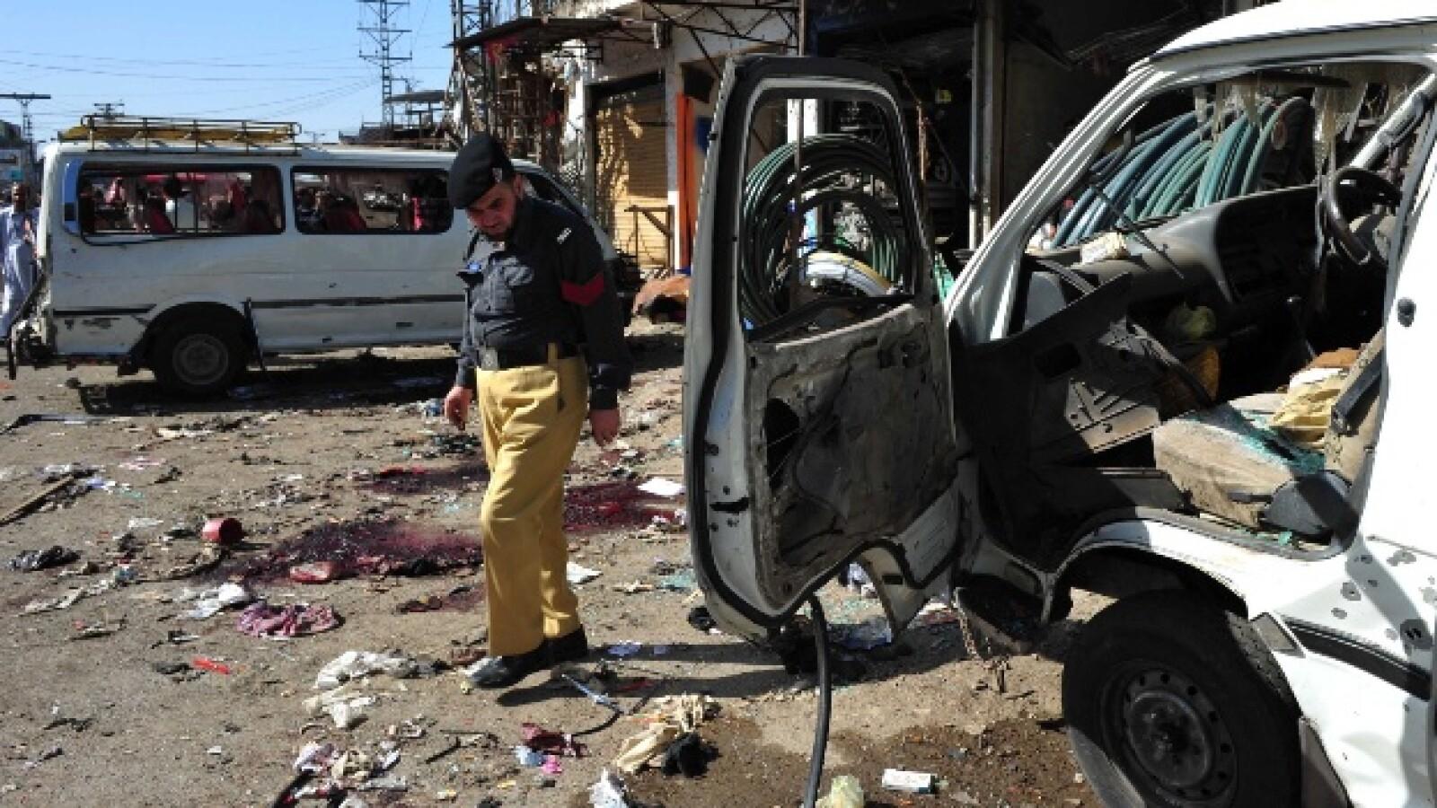 pakistán , Osama, atentado
