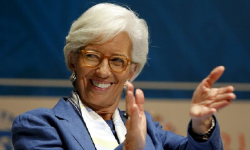 Lagarde usó la reconocida gastronomía peruana como una analogía. (Foto: Reuters)