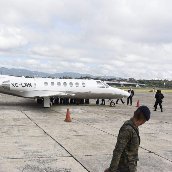 Aeronave mexicana
