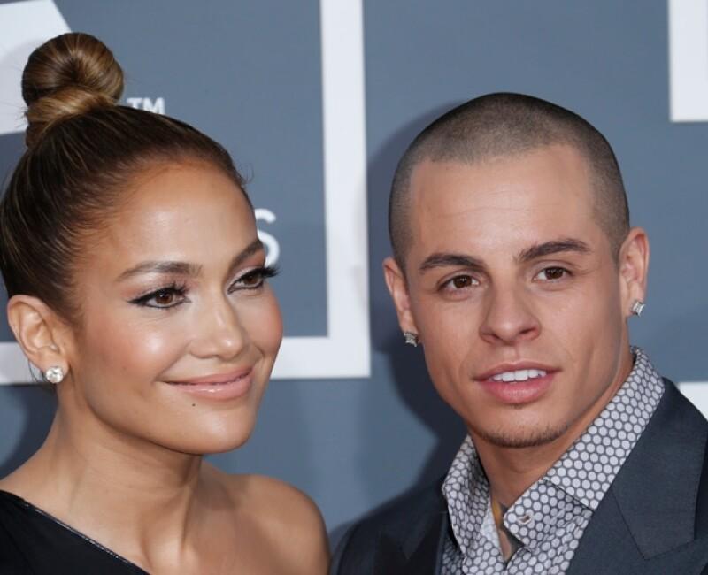 De acuerdo con un diario estadounidense, la pareja de la intérprete, Casper Smart quiere convertirse en padre y con ello fortalecer su noviazgo con la también actriz.