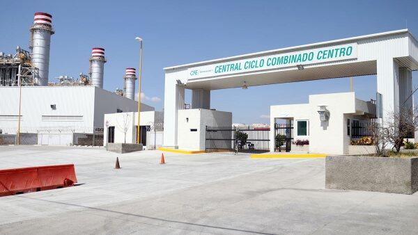 La termoeléctrica de Huexca, en Yecapixtla, Morelos, se terminó de construir en 2017 pero no ha entrado en operación.