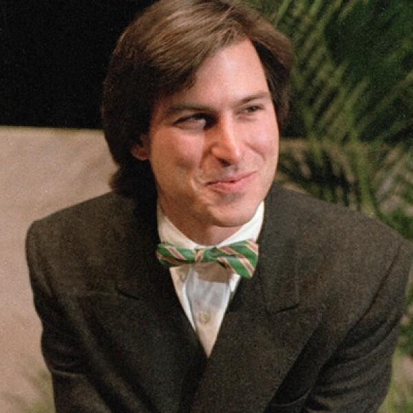 La vida de Steve Jobs siempre estuvo marcada por retos: fue criado por una familia adoptiva en Silicon Valley y fue despedido de Apple.