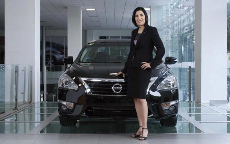 """La mexicana es la primer mujer en ser asignada a la presidencia de la compañía en un país, su reto es liderar en una """"industria de hombres""""."""