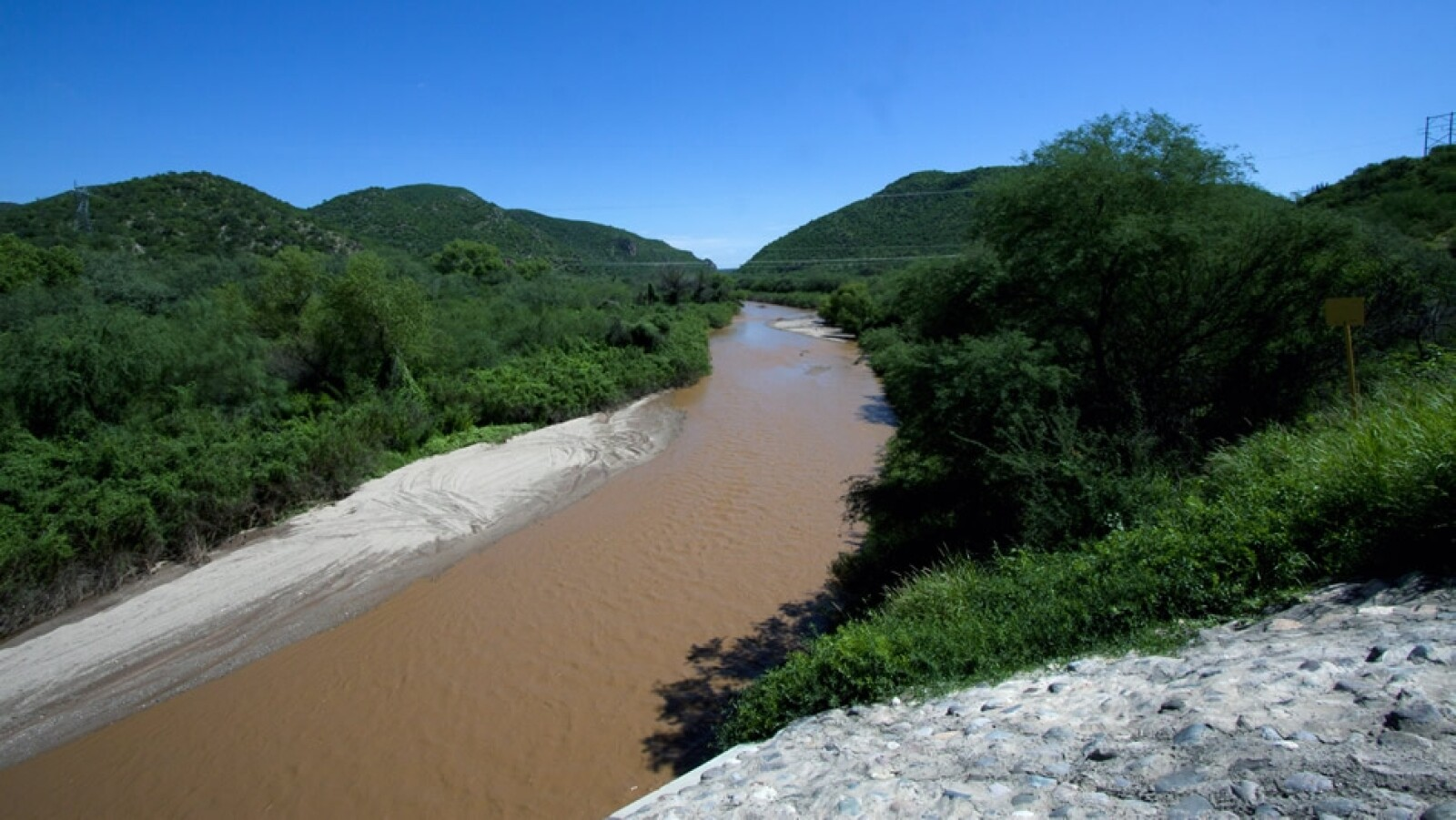 Sonora, rio, derrame, mina, contamicacion