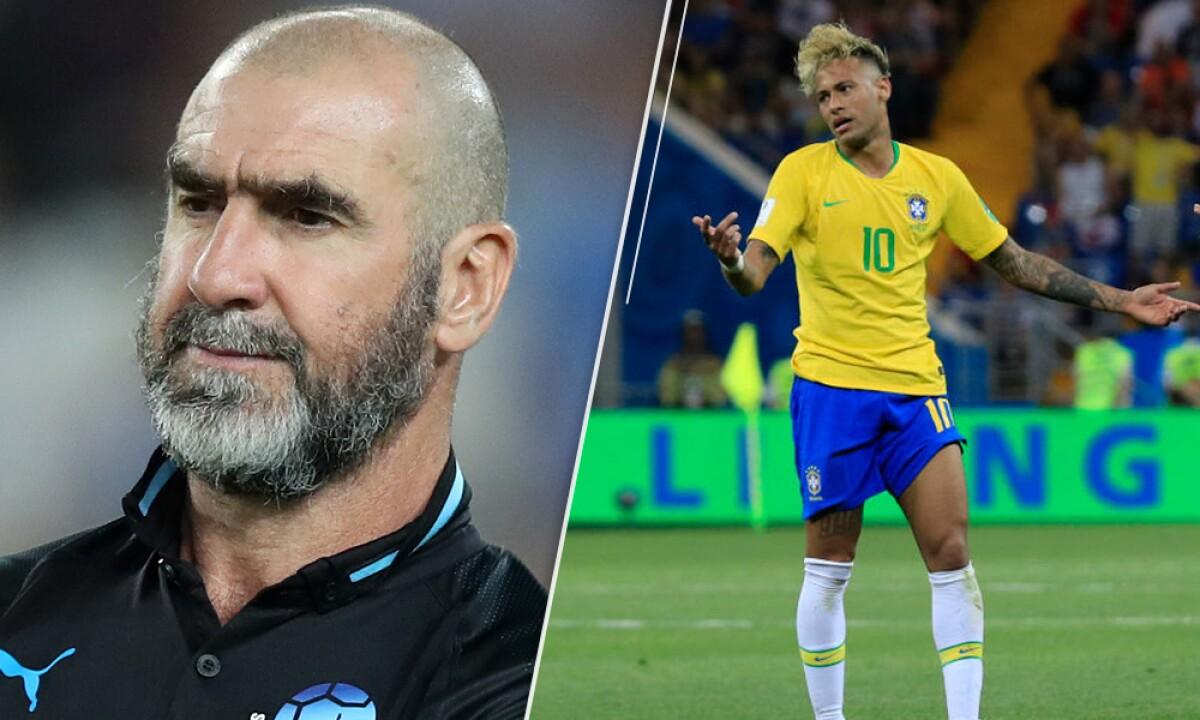 Eric Cantona Se Burla Del Corte De Cabello De Neymar En