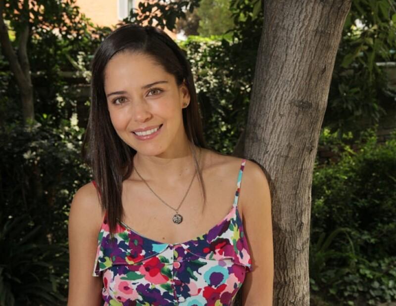 Ana Claudia Talancón ya se encuentra en las grabaciones de la segunda temporada de Soy Tu Fan, que saldrá al aire en octubre y tendrá a Bruno Bichir como integrante nuevo del elenco.