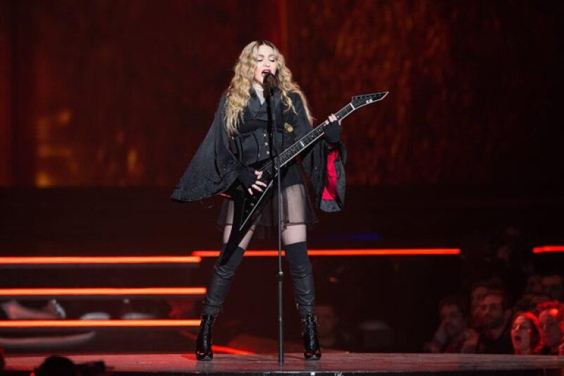 La reina del Pop enfureció e insultó a sus fans el día de ayer durante el show que ofreció en la ciudad de Manchester, Inglaterra, como parte de su gira Rebel Heart.