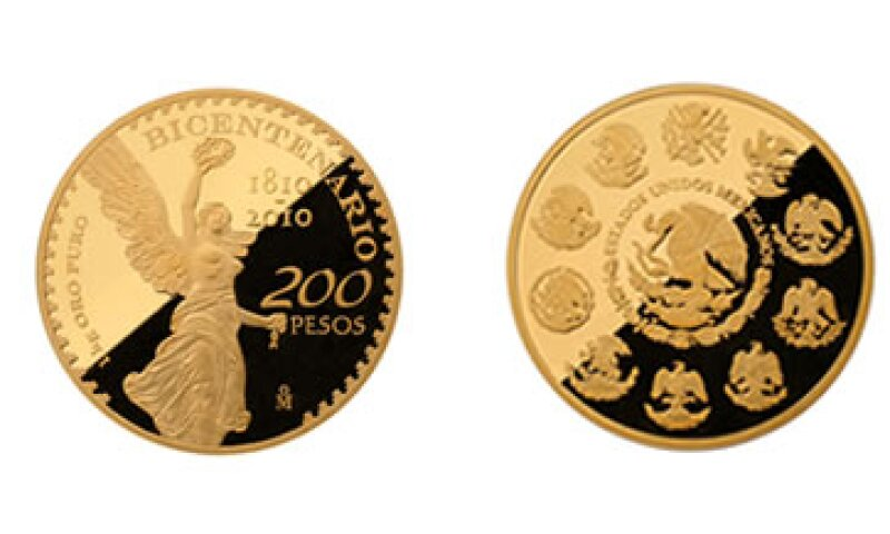 Esta moneda es de emisión limitada y se pondrá a la venta al público en general. (Foto: Cortesía Banco de México)