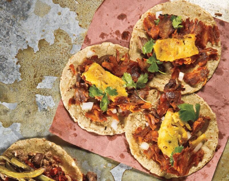 314400ef26d09 Los cinco tipos de tacos más populares