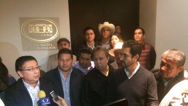 Tensiones en Veracruz