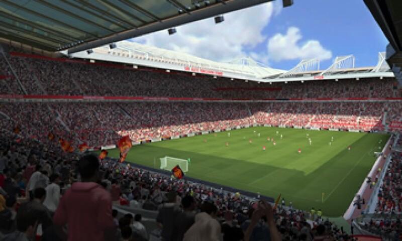 El torneo se realizó en el estadio Old Trafford de Manchester. (Foto: Cortesía de PES)