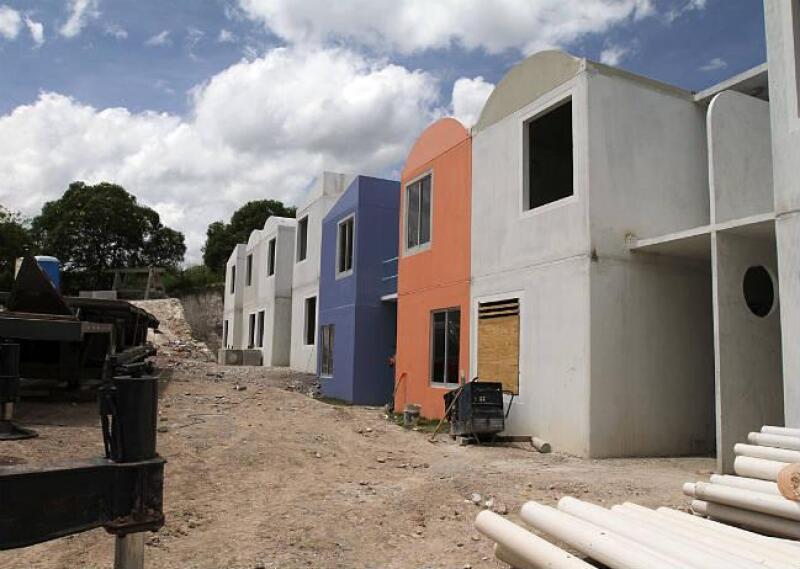 Casas de El Mirador, en Chilpancingo