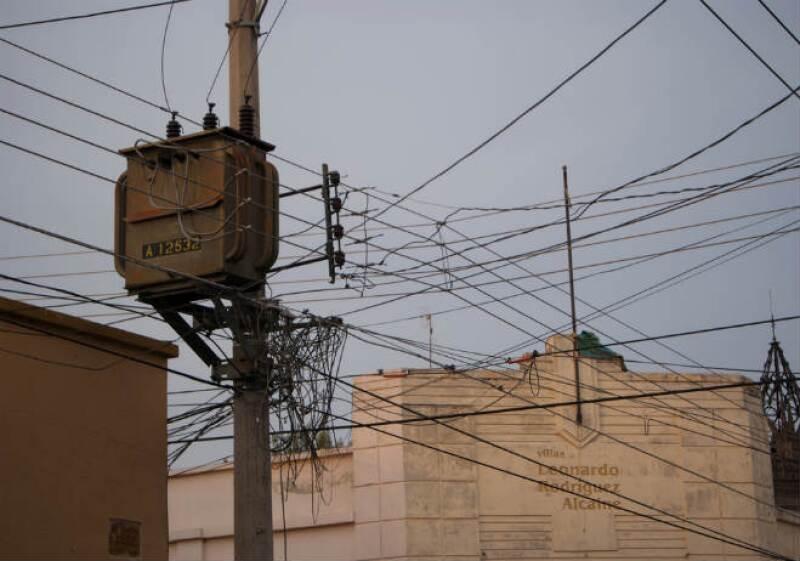 Cables luz