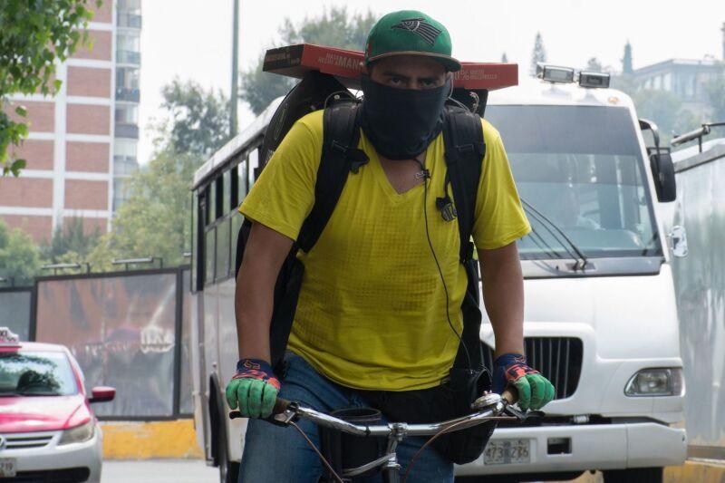 contaminación ambiental - movilidad - cdmx - biciletas - cdmx