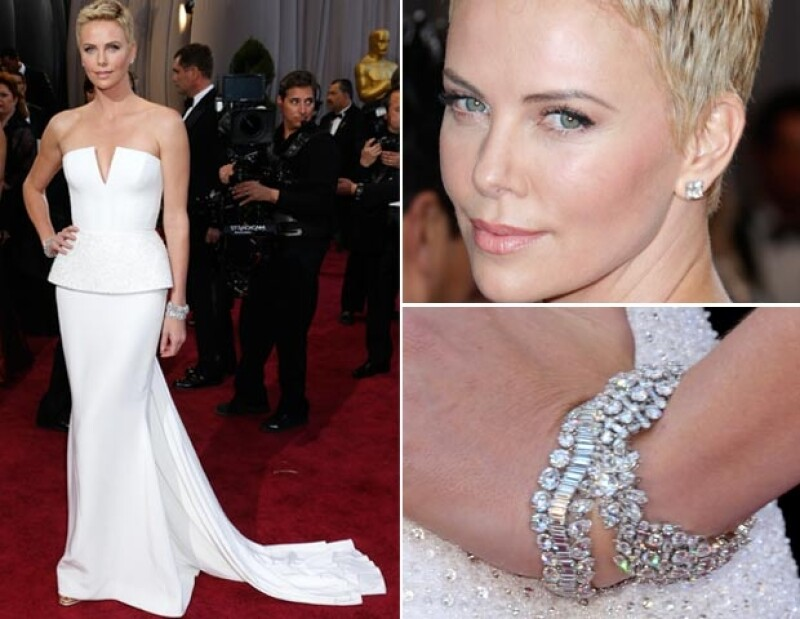 harlize Theron .
