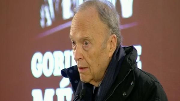 """""""El robo de hidrocarburos es un delito muy grave"""", dice Gertz Manero"""