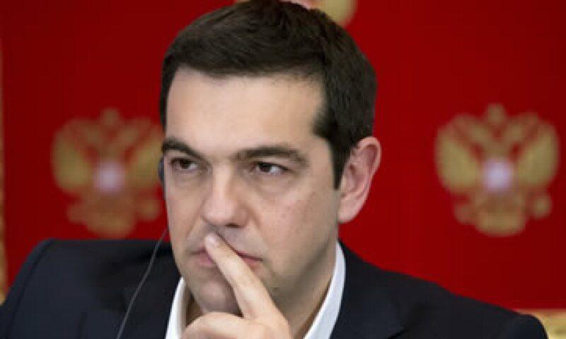 El primer ministro griego, Alexis Tsipras, descartó llamar a elecciones. (Foto: Reuters )