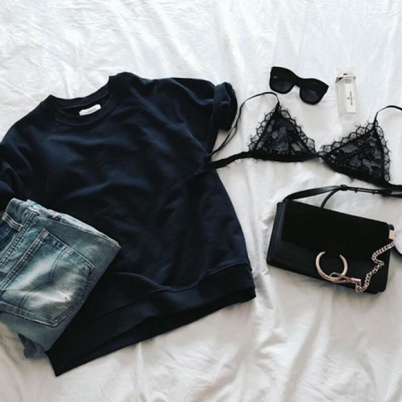 La ropa que te pondrás.