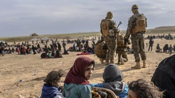 Isis - Siria
