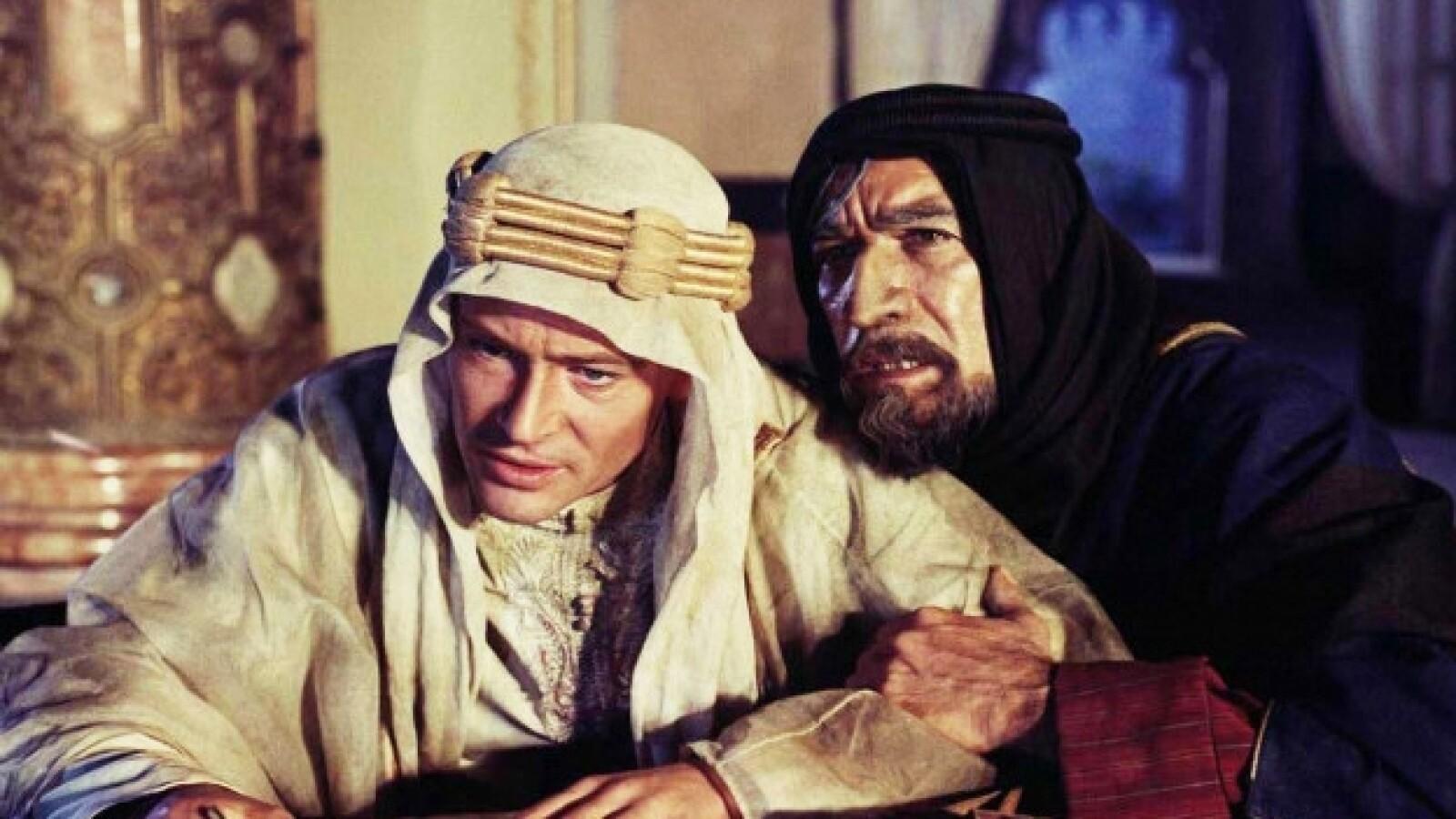 pelicula Lawrence of Arabia