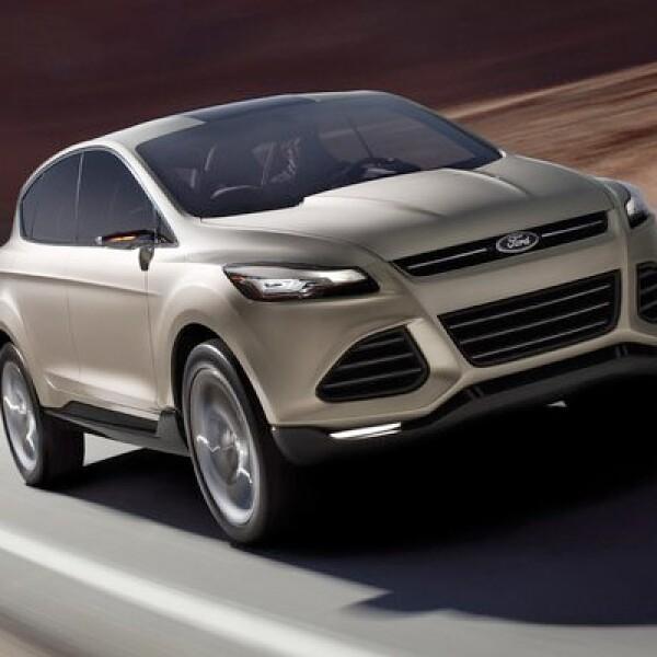 La empresa de Detroit presentó esta SUV compacta, que mejora su diseño aerodinámico pero que mantiene su alto rendimiento especial para caminos 'off-road'.