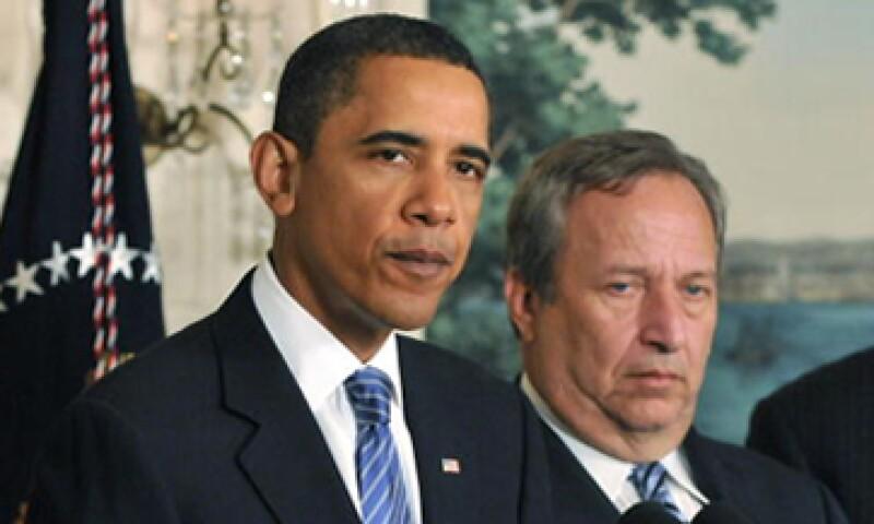 El Gobierno de Obama tendrá que preparar argumentos para sostener la posible designación de Summers. (Foto: Getty Images)