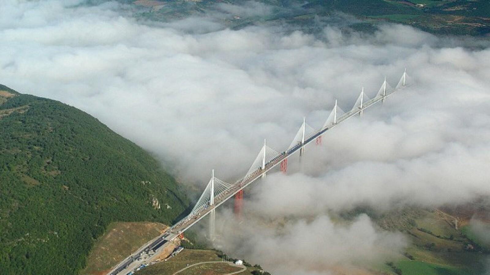 Millau Viaduct Francia