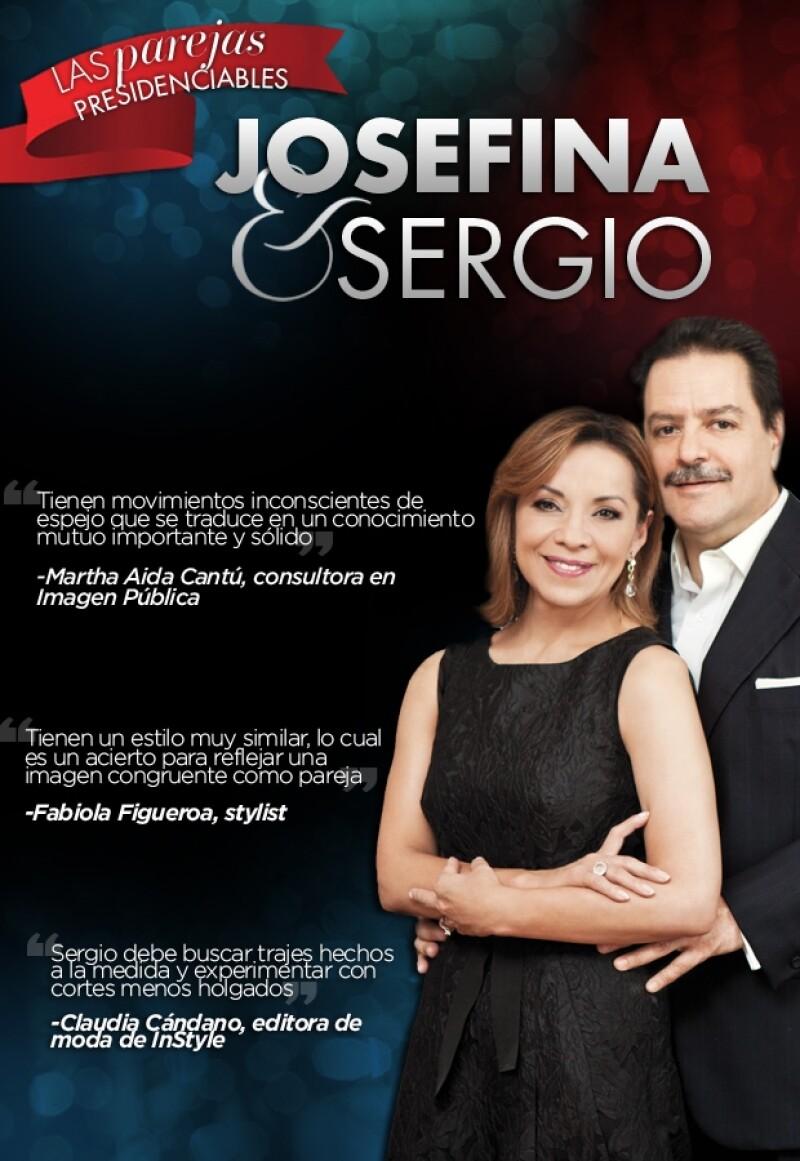 Josefina y Sergio tienen 28 años de casados.